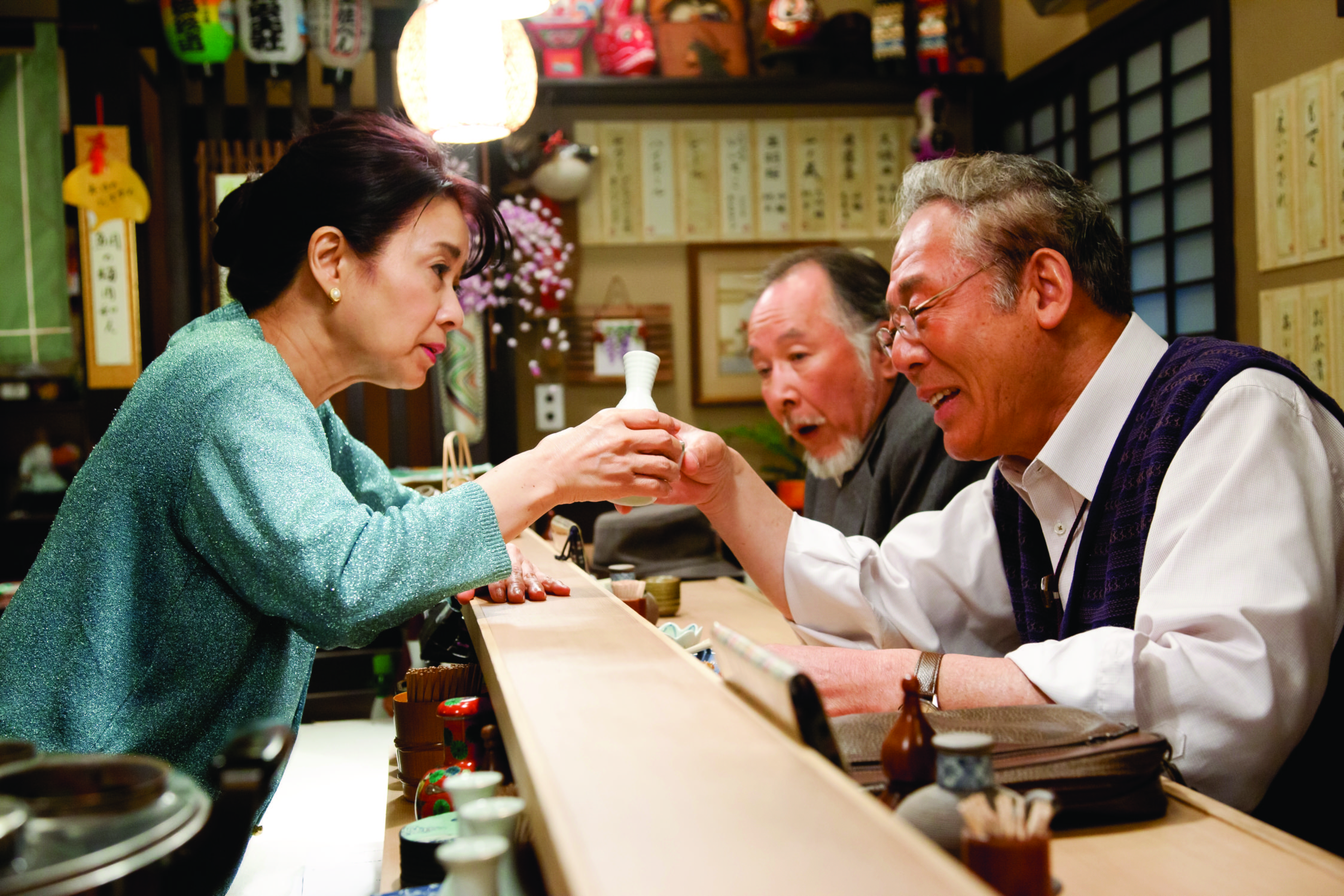 Crítica La Maravillosa Familia de Tokio