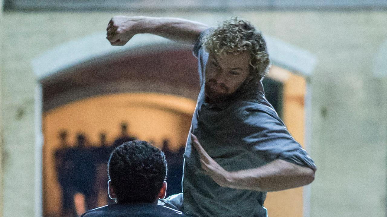 Iron Fist The Defenders