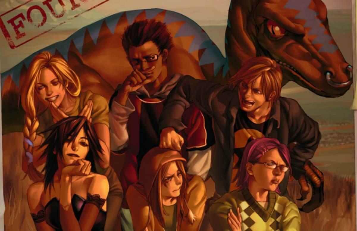 Runaways Marvel serie Hulu