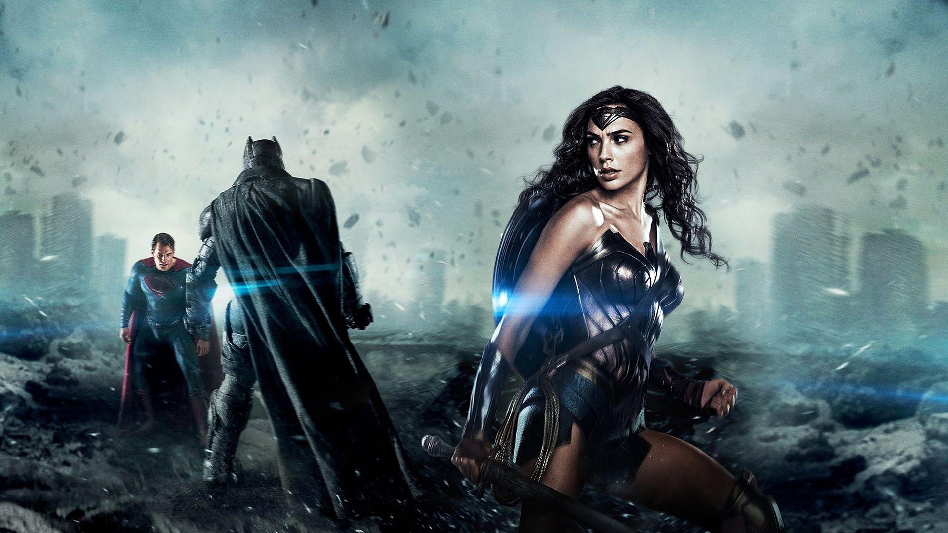 Sueldo Wonder Woman