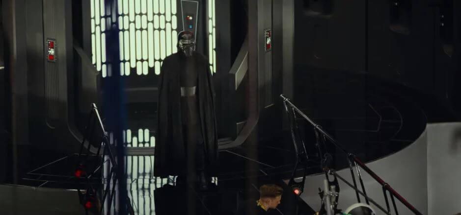 Star Wars VIII - Kylo Ren capa