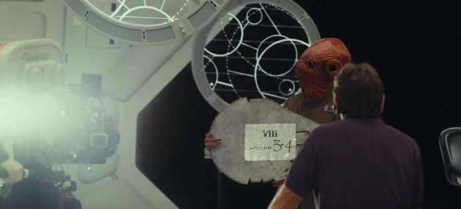 Star Wars VIII - Trampa