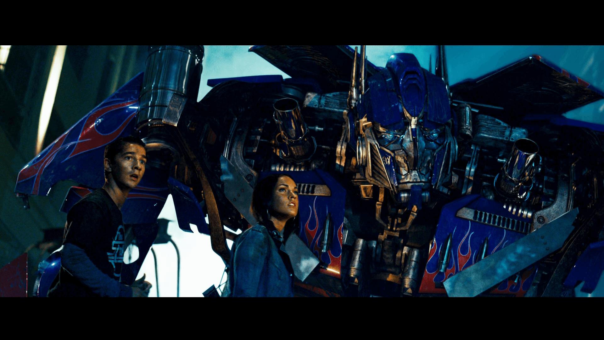Transformers Shia Megan