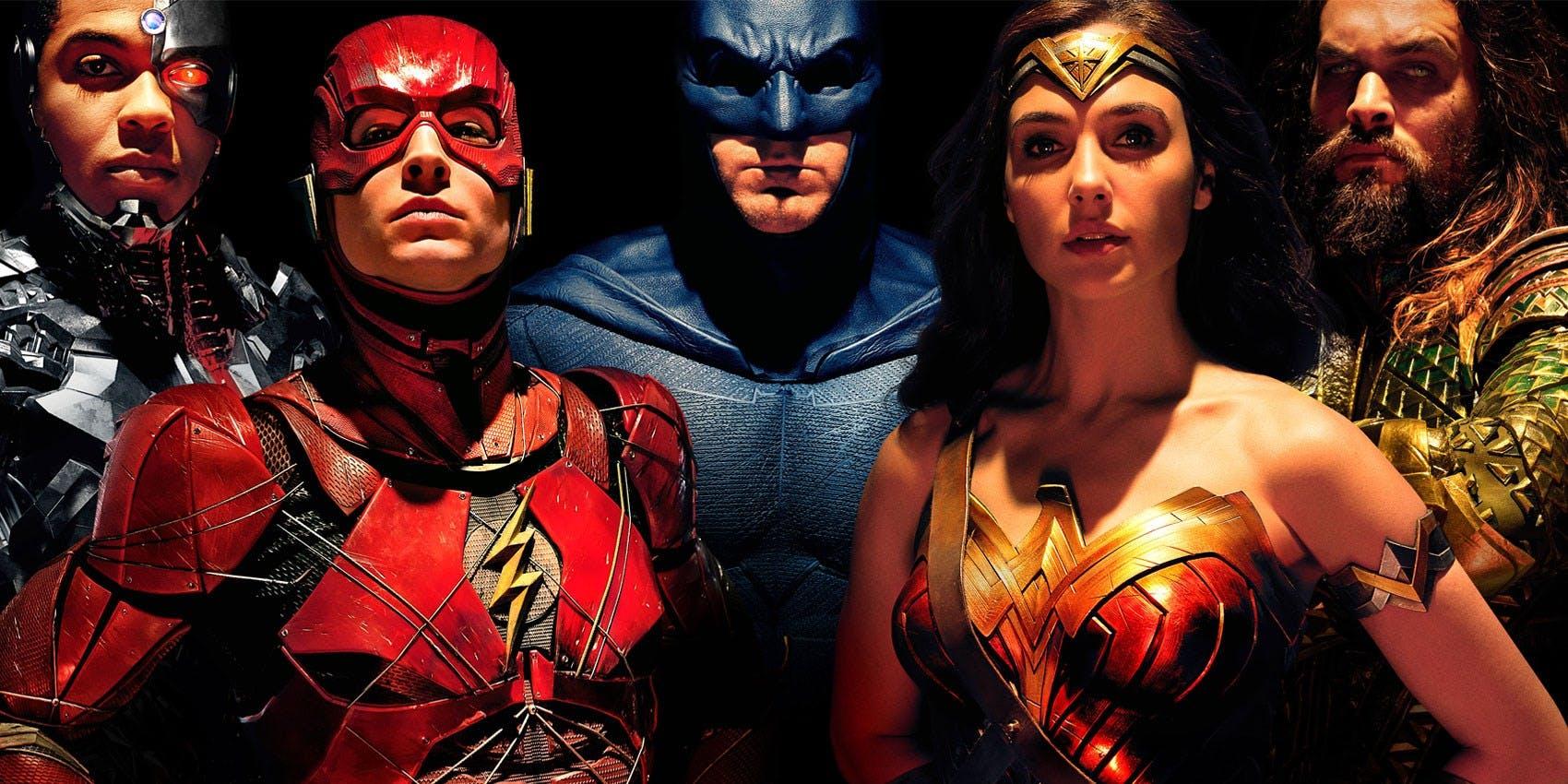 Crítica Justice League Sin Spoilers