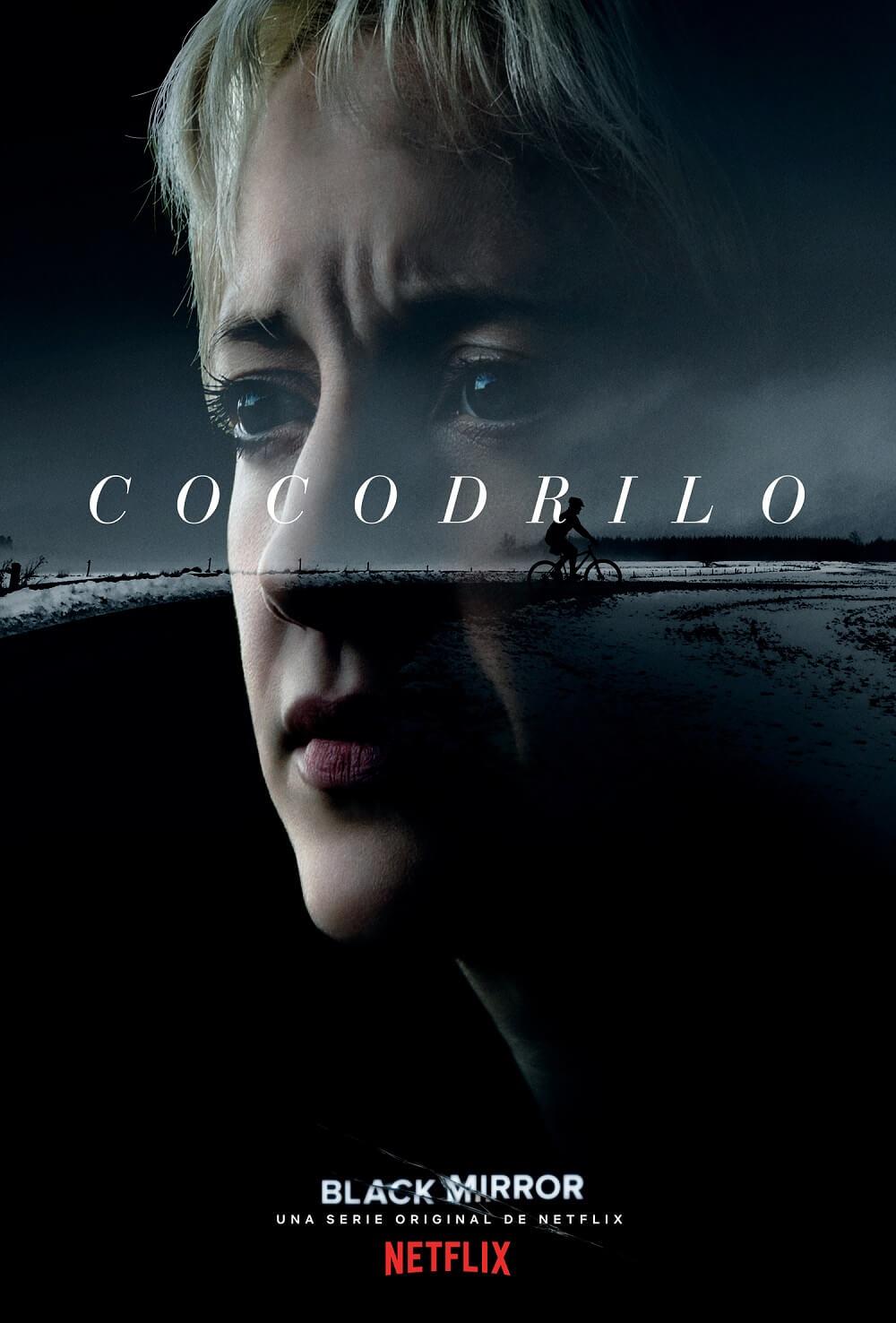 Póster Black Mirror - Cocodrilo (1)