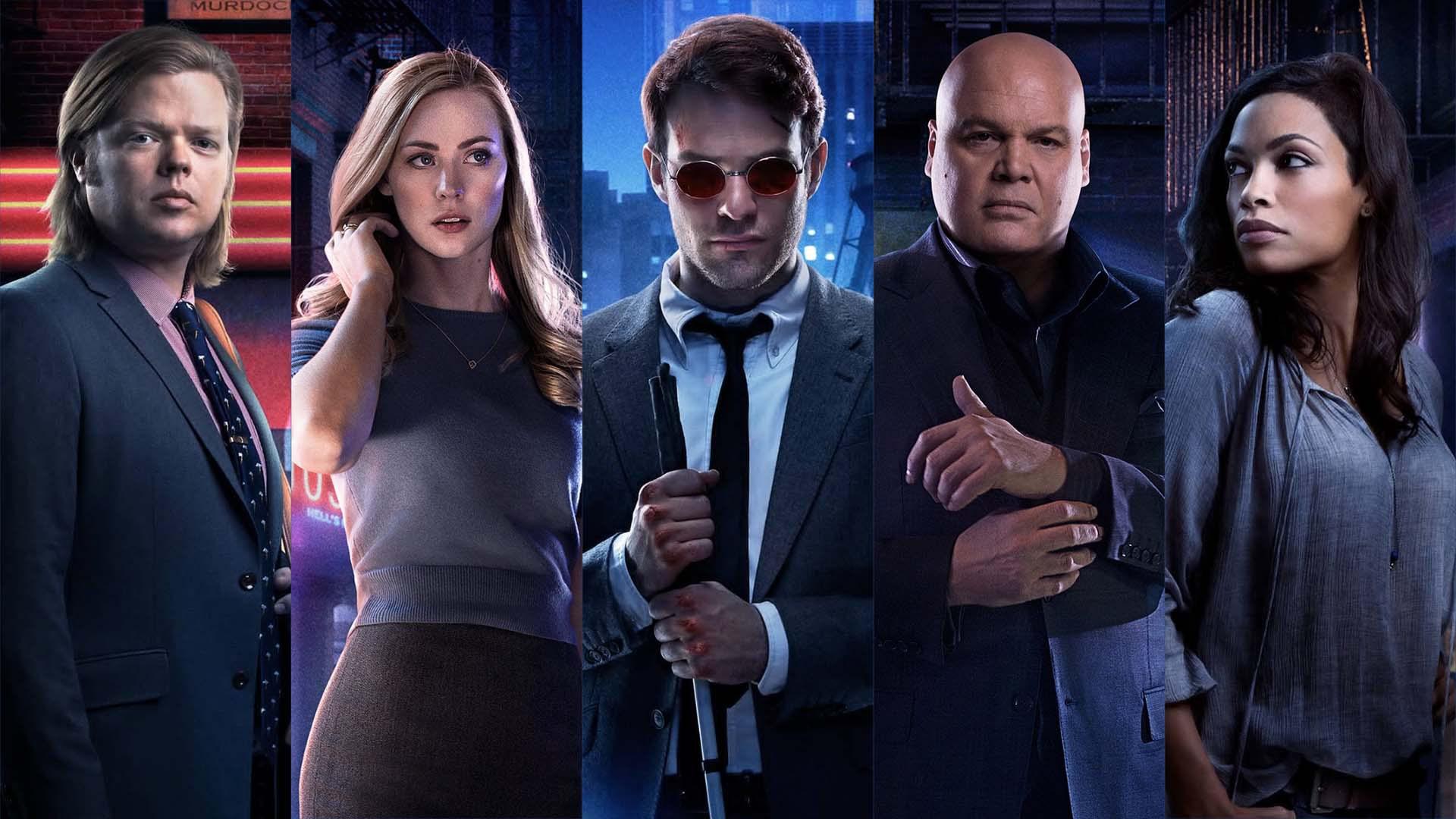 Orden para ver las series de Marvel y Netflix