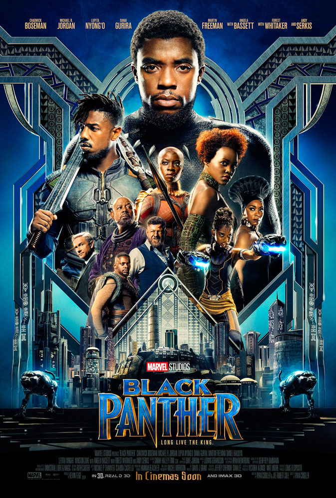 Póster de Black Panther