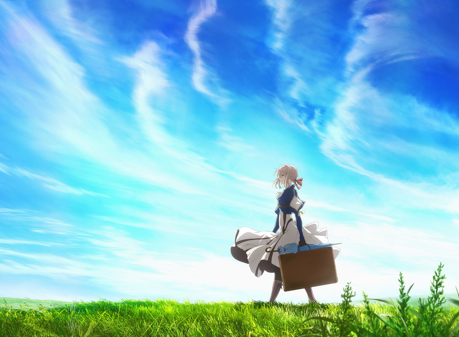 Crítica Anime Violet Evergarden