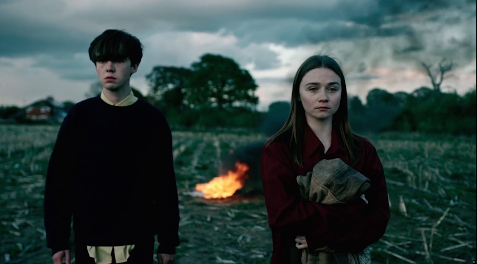 The End of the F***ing World serie
