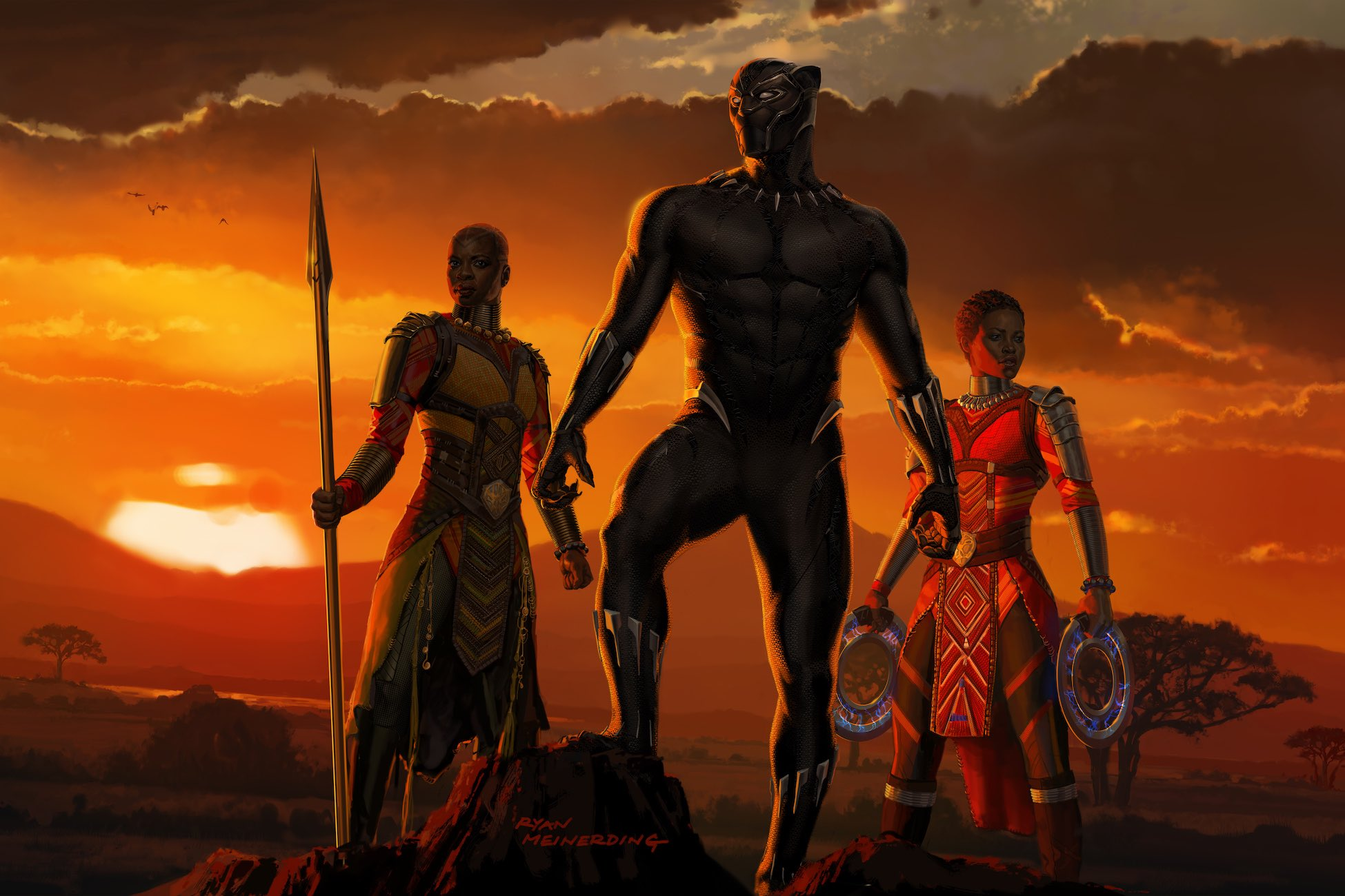 Crítica Black Panther