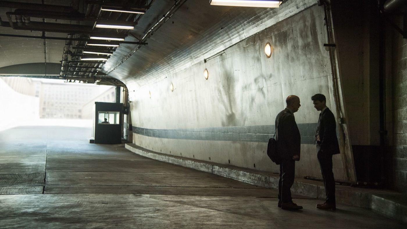 Counterpart tunnel
