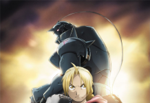 Fullmetal Alchemisr Brotherhood