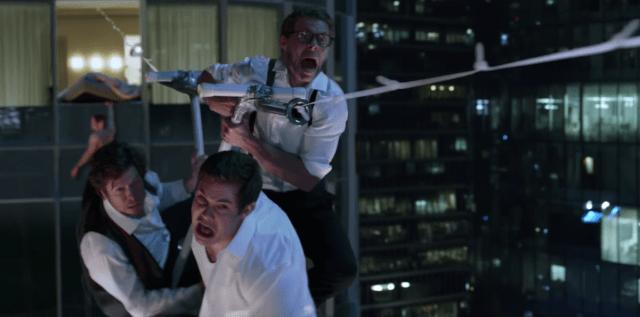 Crítica/review sin spoiler de lo nuevo de Netflix, ¡GAME OVER, TÍO!