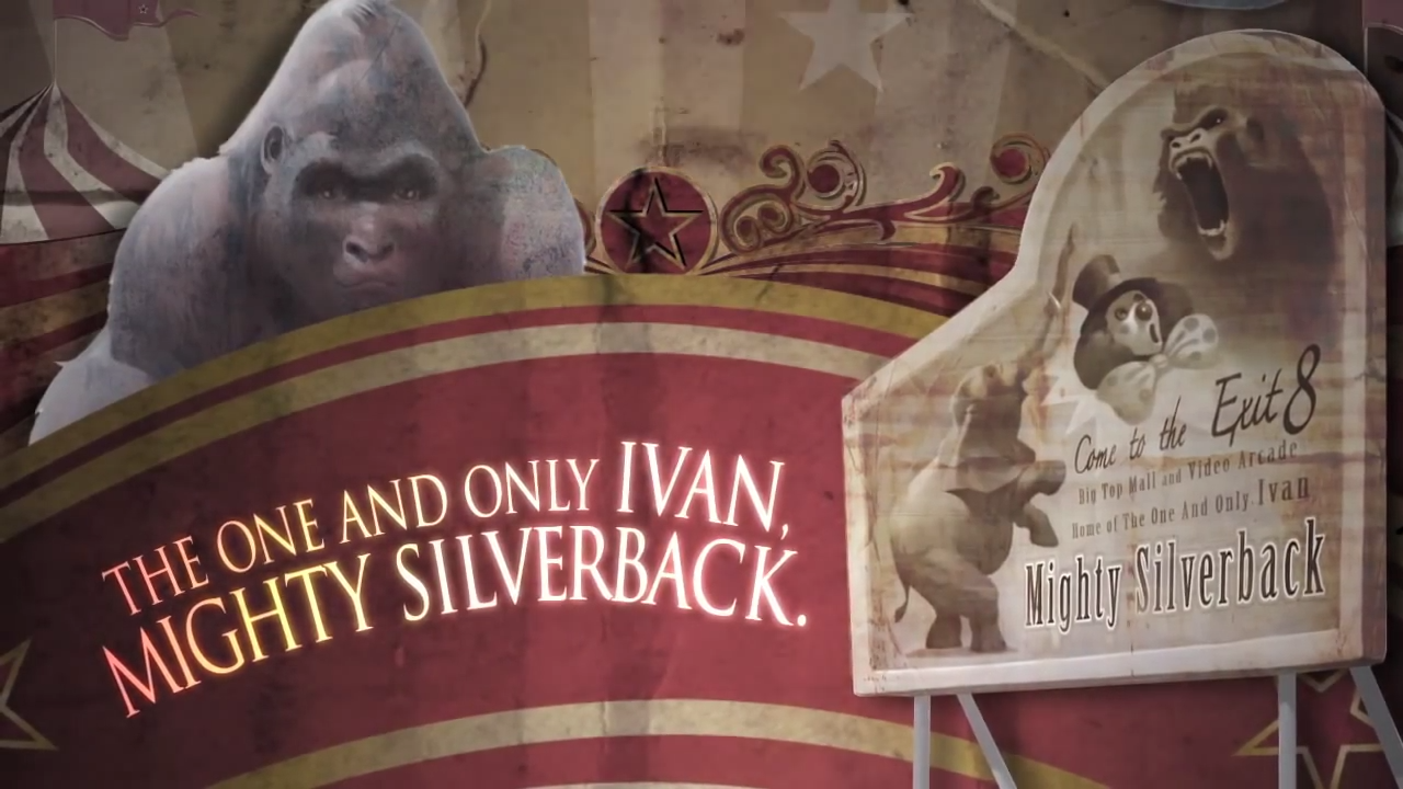 The One and Only Ivan Gorilla Silverback