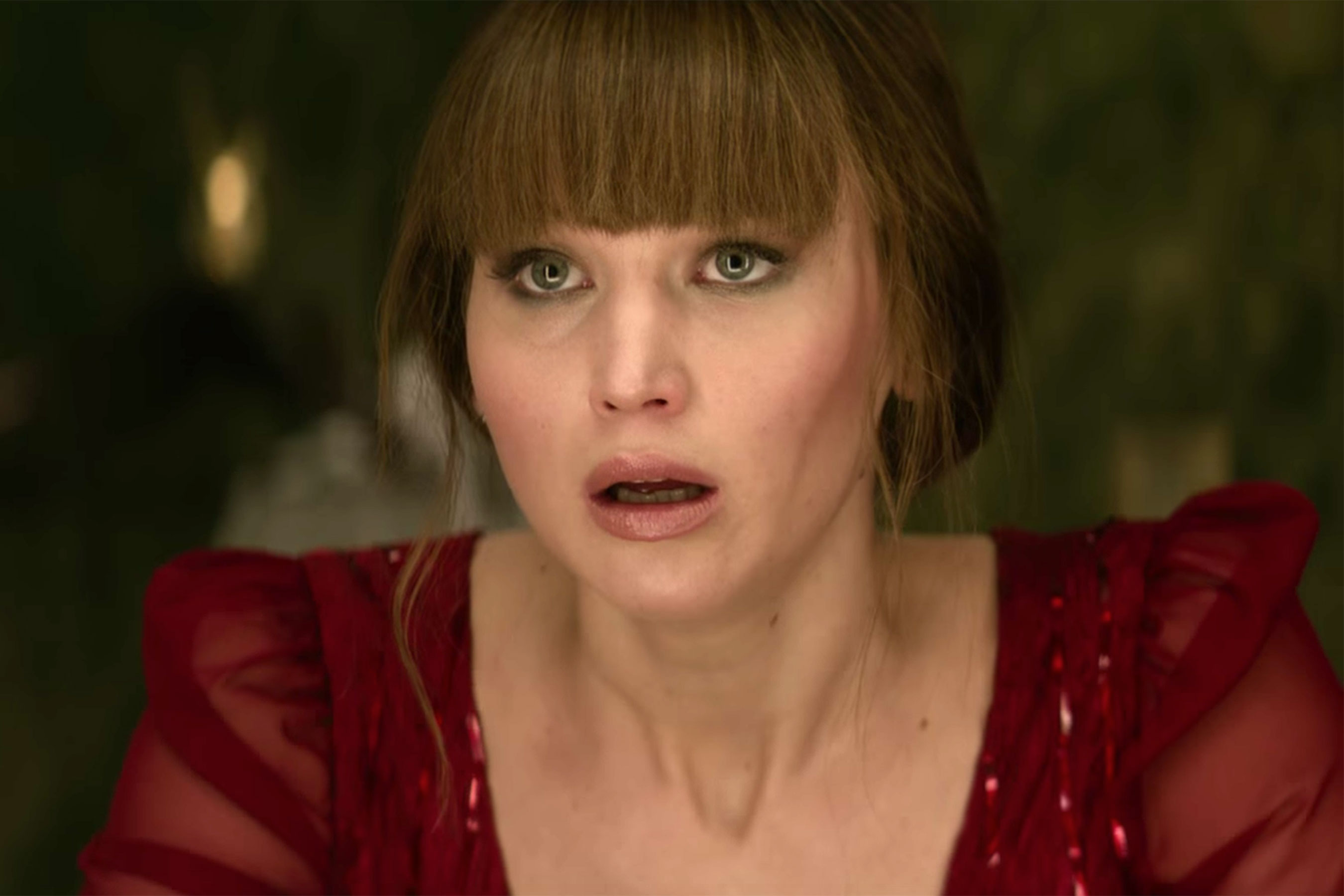 Crítica/Review Sin Spoilers Gorrión Rojo Red Sparrow