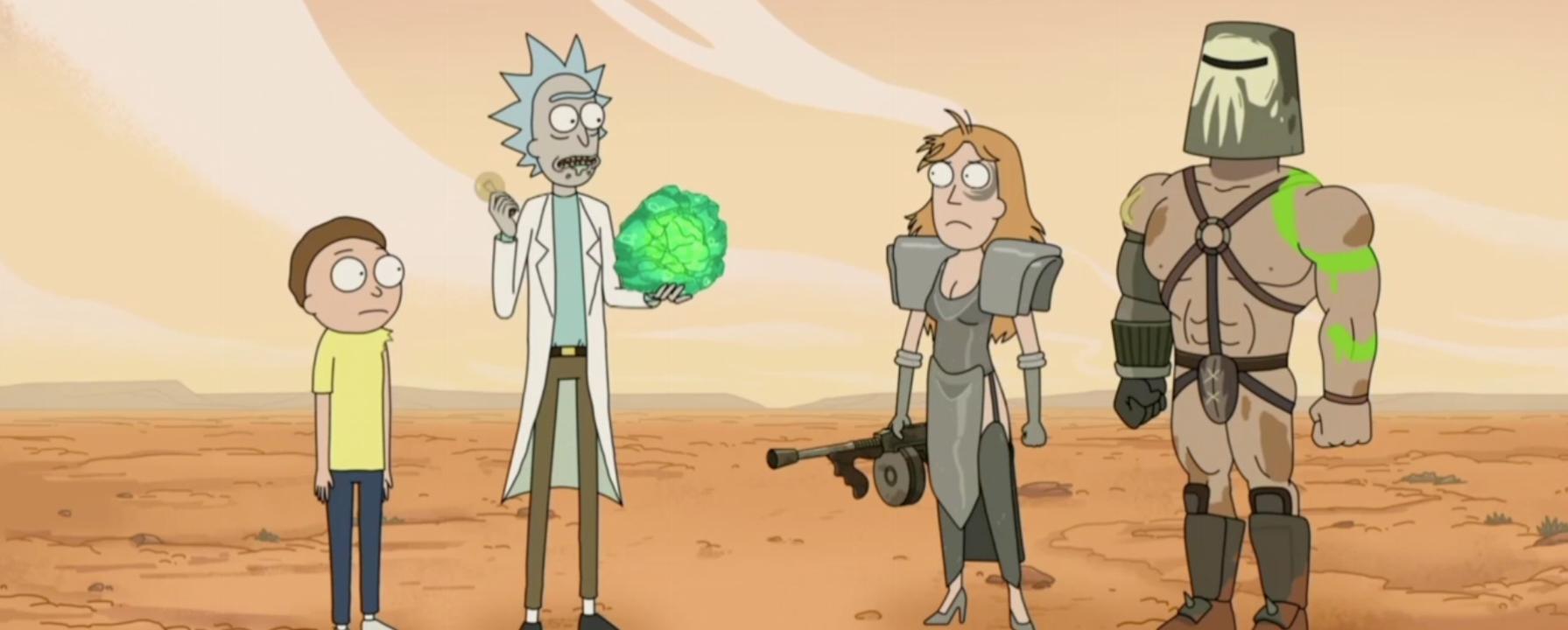 Crítica Rick And Morty (Temporada 3)