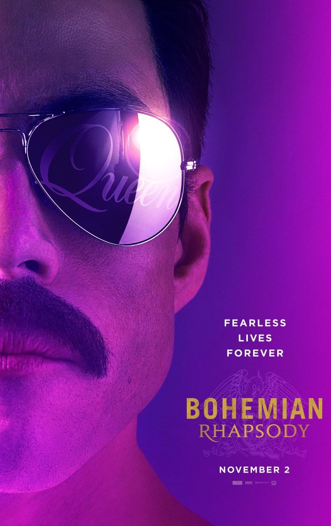 tráiler de Bohemian Rhapsody