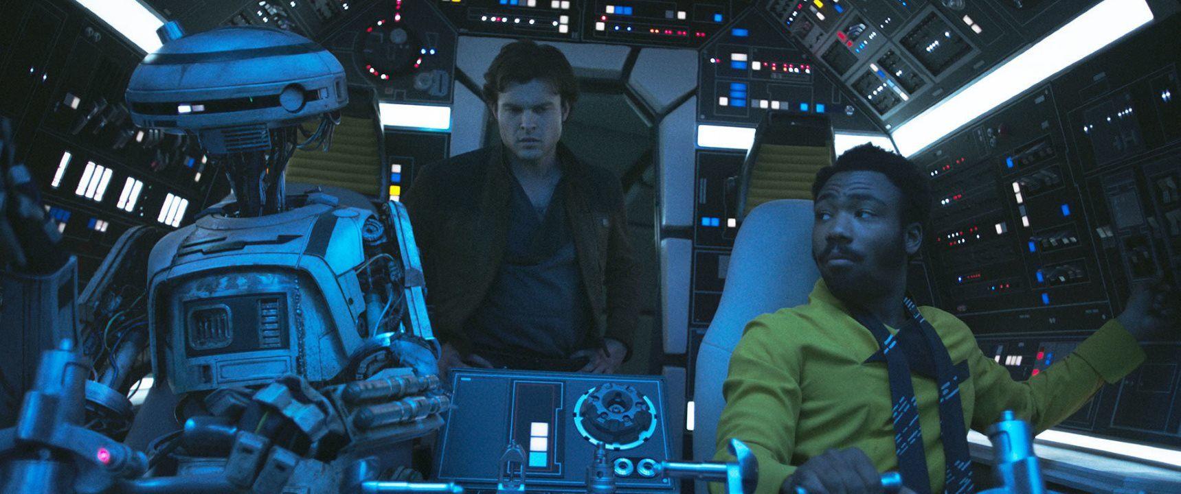 Crítica/Review Han solo: Una Historia de Star Wars