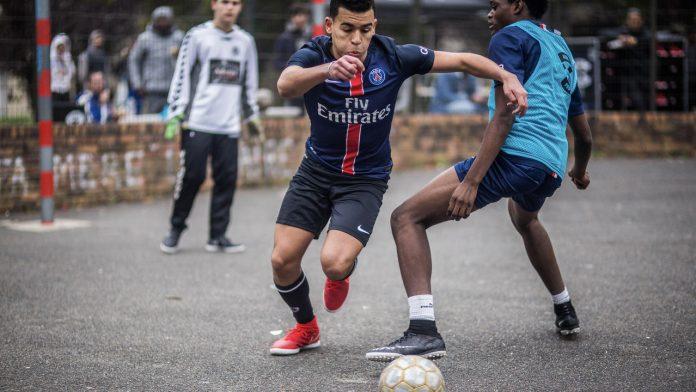 Fútbol en Asfalto netflix