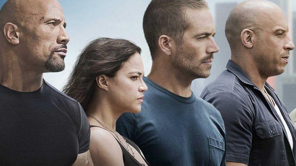 lo mejor de cada película de Fast and Furious