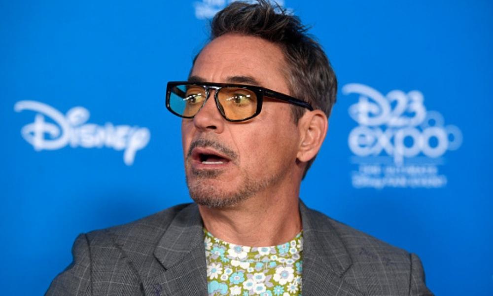 curiosidades sobre Robert Downey Jr