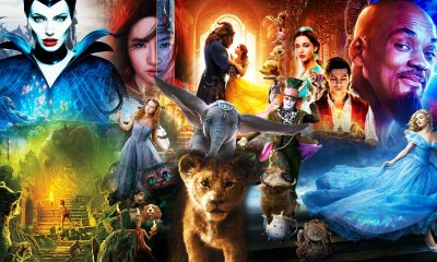 ranking remakes live action Disney