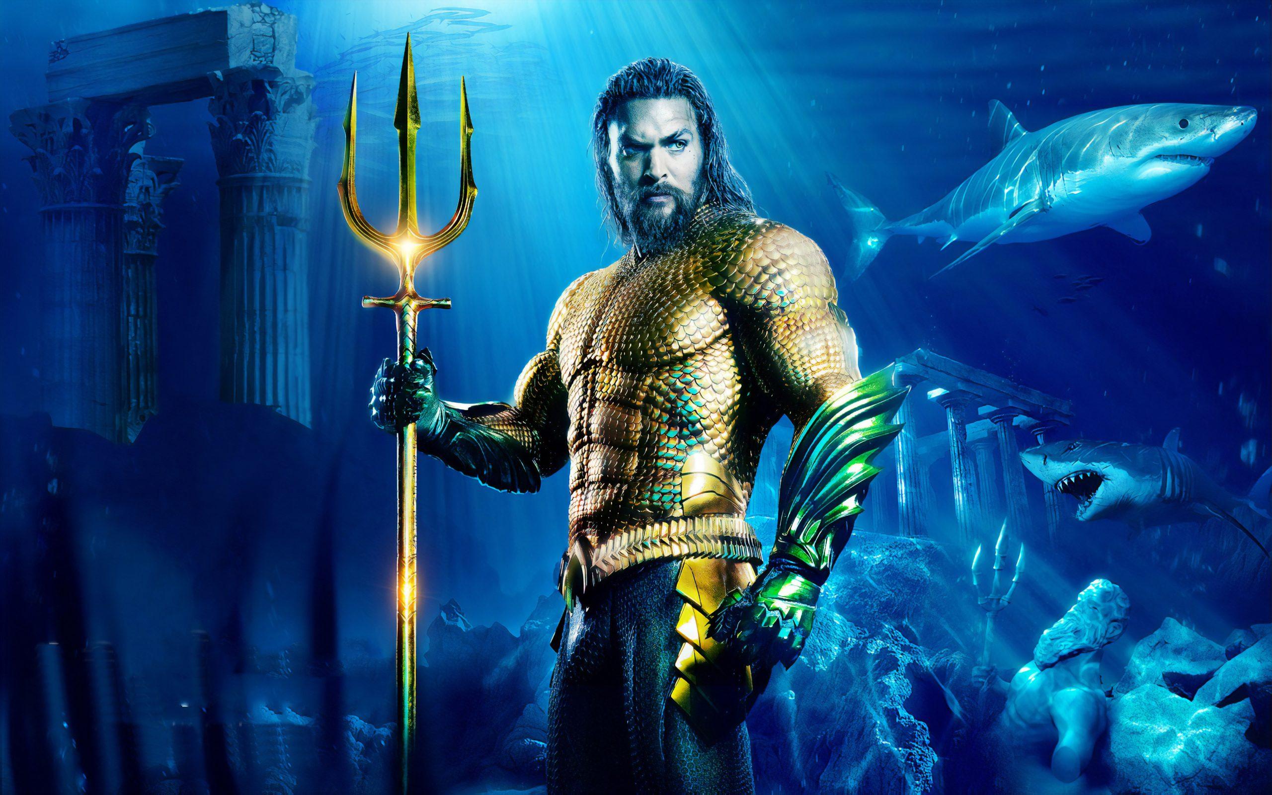 curiosidades sobre Aquaman