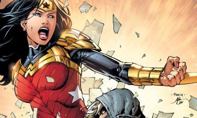 curiosidades sobre Wonder Woman