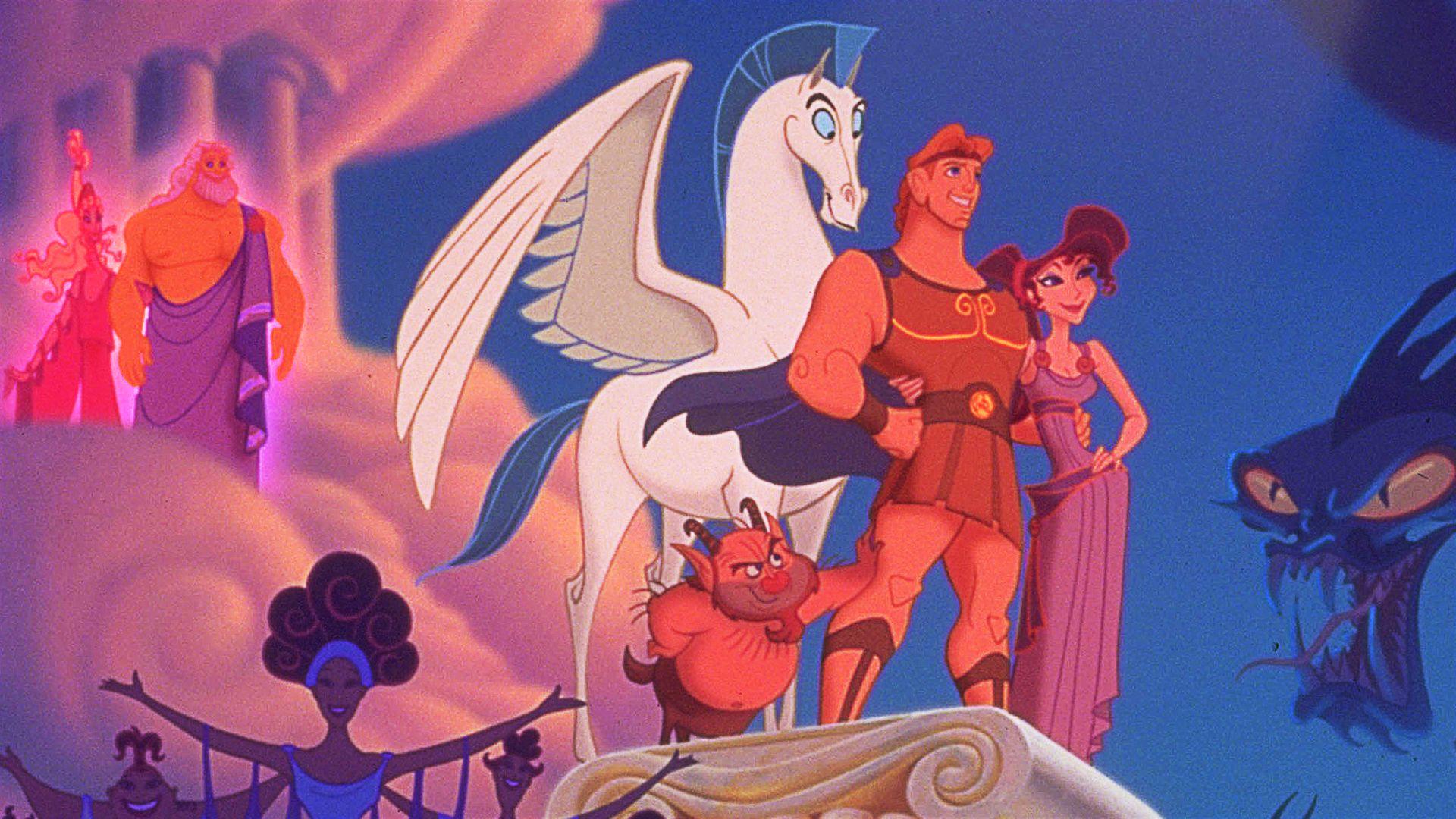 quiénes deberían protagonizar el remake de Hercules
