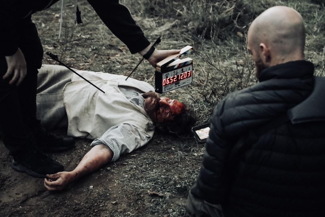 las reacciones más tontas en películas de terror