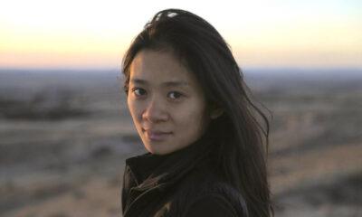 Chloe Zhao en los Oscar