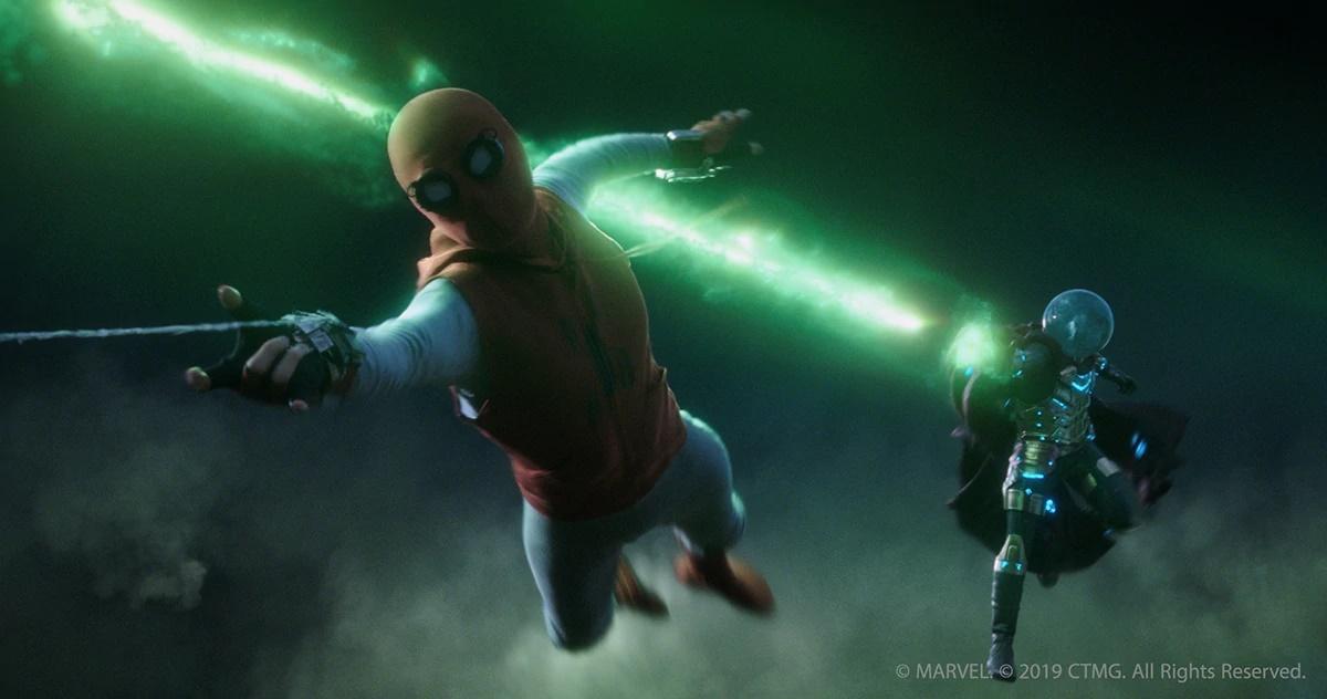 las mejores batallas de SpiderMan