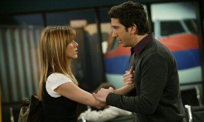 momentos más románticos de Ross y Rachel